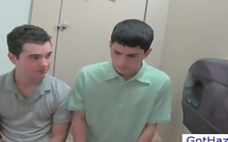 juvenile boyz about to acquire threesome hazing