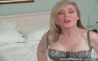 hawt blond mother i is stripping part9