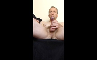 howieboy4 fake penis enjoyment