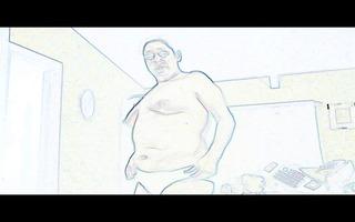 big beautiful woman disrobes bikini