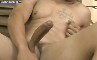 muscle chap rubbing large weenie