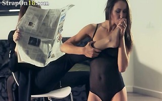 hot models fucking with thong in garters