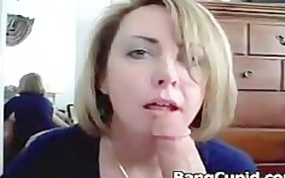 pretty mother i sucks cock and receives defaced