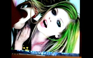 cum for my pleasant avril