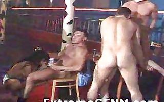 milfs girlfriends fuck in public orgy party