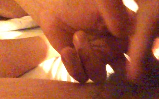 older finger in cunt
