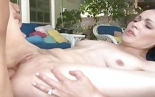 47yo aged floozy prefers unfathomable anal