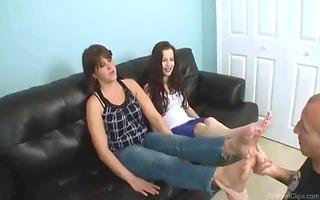 foot goddesses worship