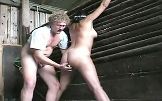 fucking at the horserange