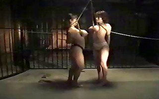 oriental double breast slavery