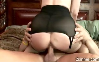 big stacked d like to fuck teaches her step son