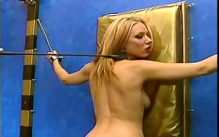 golden-haired with worthy naturals enjoying a