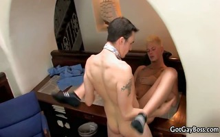 austin lucas gets dong sucked hard