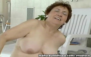 bulky older receives pounded