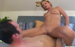 golden-haired mother i sucked and group-fucked
