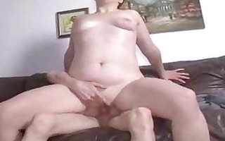 corpulent d like to fuck receives pounded
