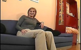 blond mother i in sexy video