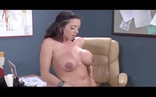 ariella ferrera whips out these large tittie