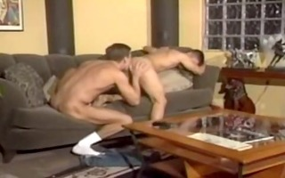 daddy and guy engulf n fuck