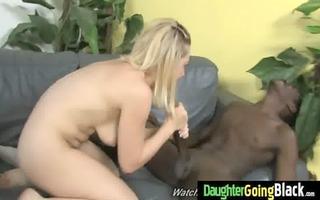 dark jock and a diminutive playgirl 7