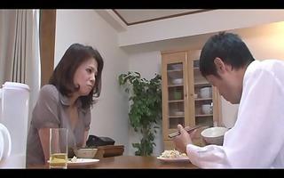 70yr old wife misato shiraishi fucks bbcs