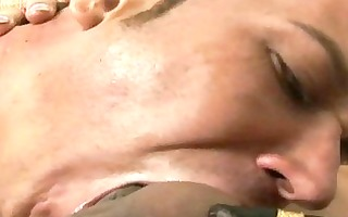 large pecker lady-man uses lad