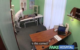 fakehospital hidden cameras catch mmf patient