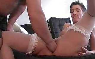 punch fisting the wifes massive wet crack