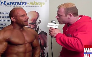 muscledad jonathan: wabba ireland 77105 interview