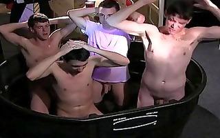 str chaps getting gay
