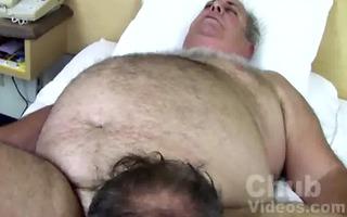 servicing large dad bear