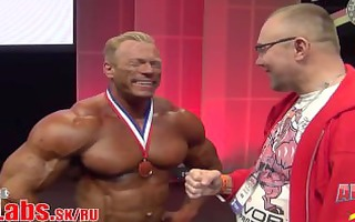 musclebull dennis: 110111 arnold classic europe