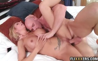 large titty d like to fuck drilled brooke tyler 18