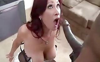 d like to fuck receives put on her knees to fuck