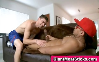 darksome lad bonks twink up his booty