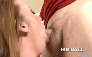 girl sucking and wazoo fucking