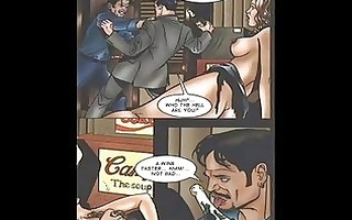 hardcore raunchy erotic fetish comics