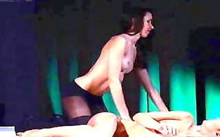 lesbo thong on hardcore sexing