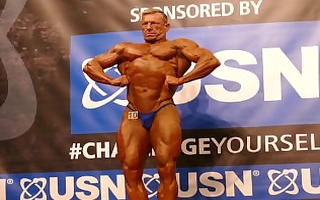 muscledad guilhermo jose hernandez - masters over