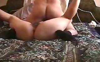 wife caught on hidden livecam