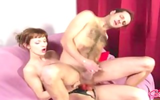 femdom loving chick acquires hawt