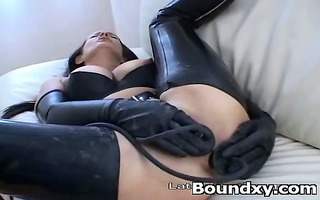 sexy erotic seductive fetish latex roleplay