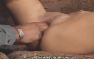 oriental wife constricted bawdy cleft drilled