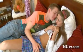 hot legal age teenager mmf porn
