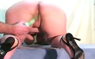 granny squirting like a fountain