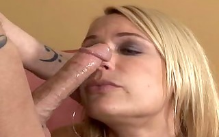 d like to fuck cougar seduces youthful fellow