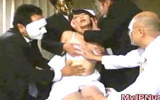 oriental nurse has hardcore sex part3