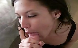 black haired mother i sucks large strong jock in