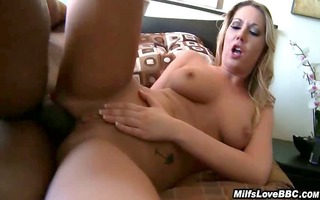 interracial anal ends with a sticky facial