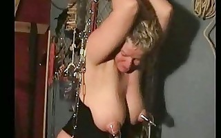 whipping the wife